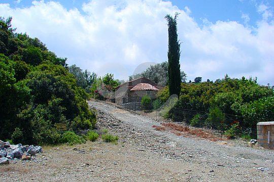 Wanderung auf der Dodekanes-Insel Rhodos