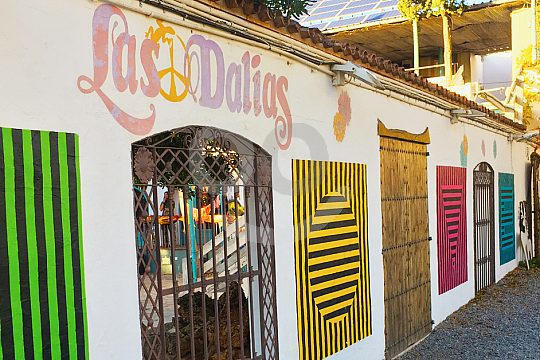 Hippiemarkt Es Canar Ibiza