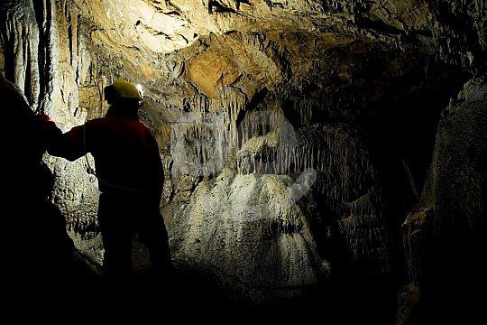Höhlenforschung Mallorca