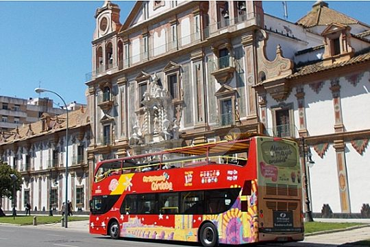 City Sightseeing Bus Cordoba