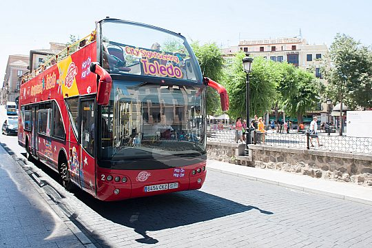 Busticket in Toledo