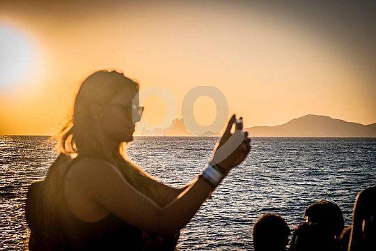 Sunset auf Ibiza