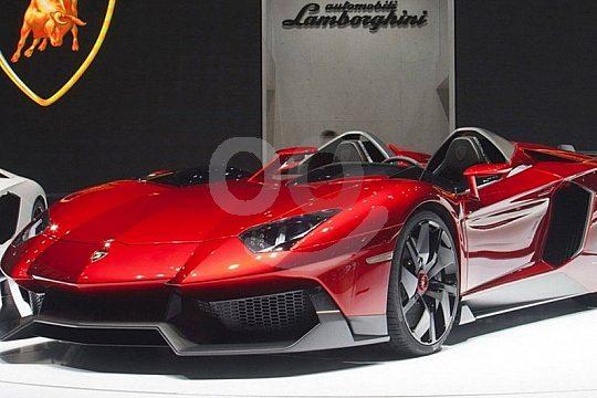 Lamborghini Museum Italien