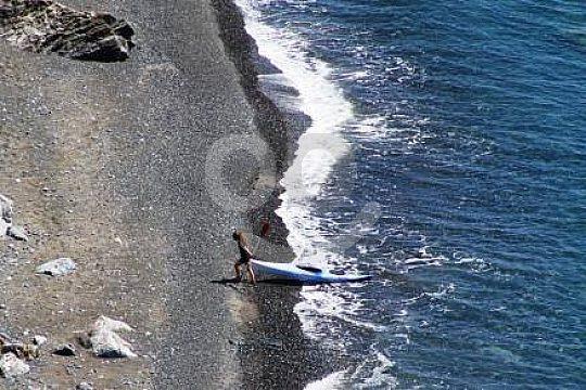 Toskana Elba Italien Kayak