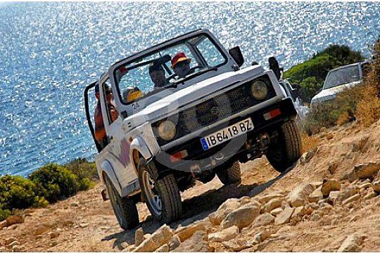 Jeep Safari El Arenal
