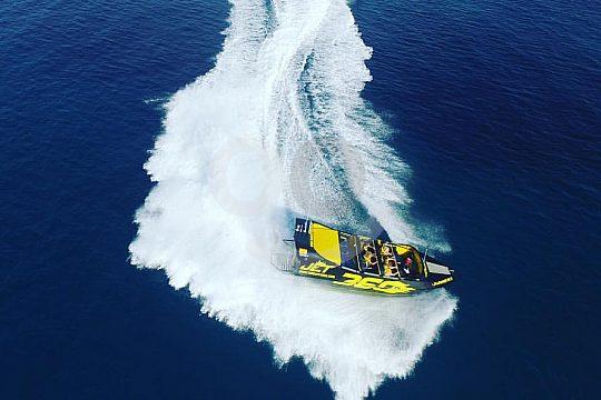 Adrenalin Jet boot Ibiza