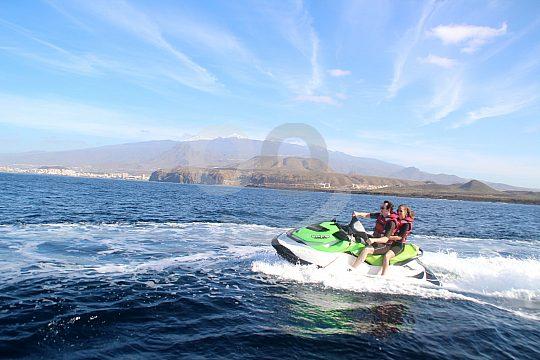 Teneriffa Jet Ski Safari