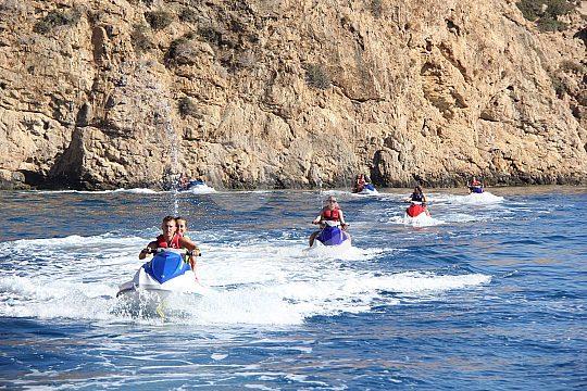 Jet Ski Tour Kreta