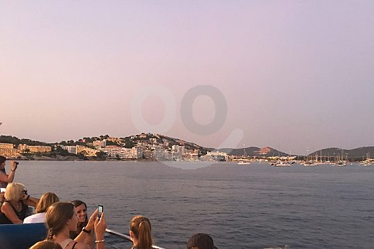Mallorca Sonnenuntergang Bootstour