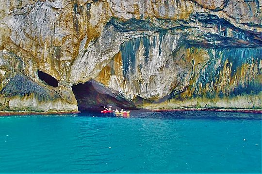 Mallorca auf einer Kayaktour entdecken
