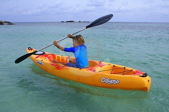 Kayak Tour auf Formentera