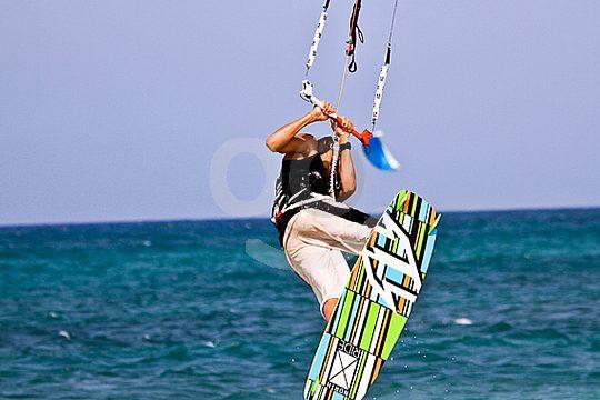 in Corralejo Kitesurfen lernen