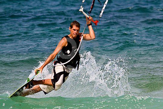in Corralejo einen Kitesurf-Kurs machen