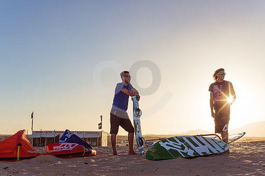 Kitesurfkurs in Corralejo