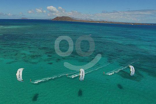 Kitesurfen lernen in Fuerteventura