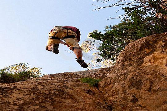 alle Schwierigkeitsstufen beim Klettern