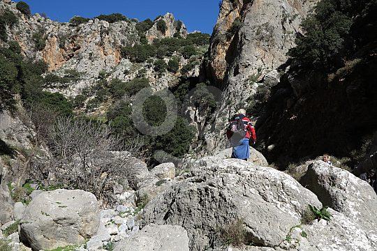 Grandiose Natur Kreta