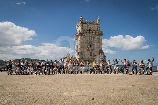 Sightseeing in Lissabon Gruppe