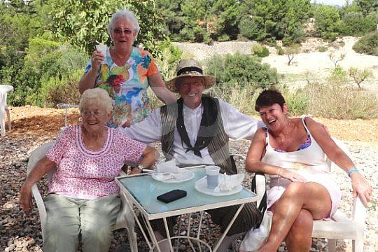 Finca Besuch in Mallorca