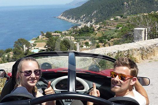 So sieht ein Buggy aus - Touren auf Mallorca