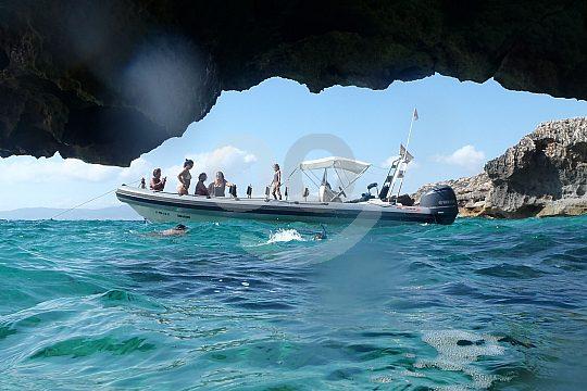 Mallorca Höhlen Tour per Speedboot