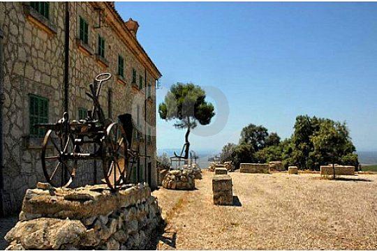 Kloster Randa Mallorca