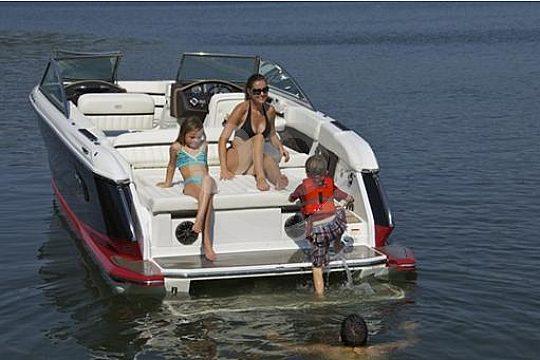 Exklusives Motorboot Cobald A28 auf Mallorca
