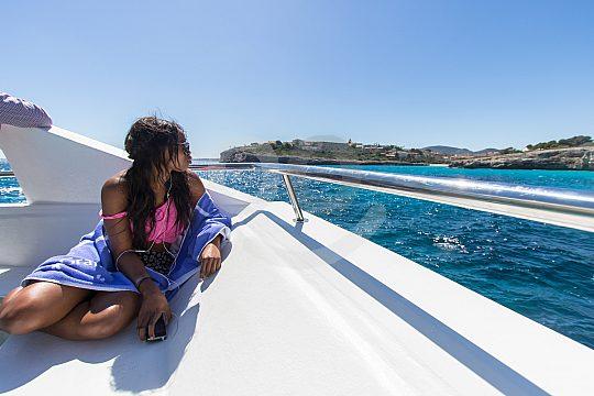 Entspannen an Bord