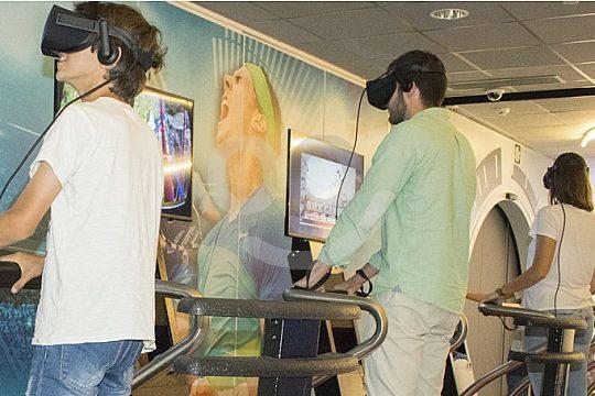 Virtual Reality Simulatoren