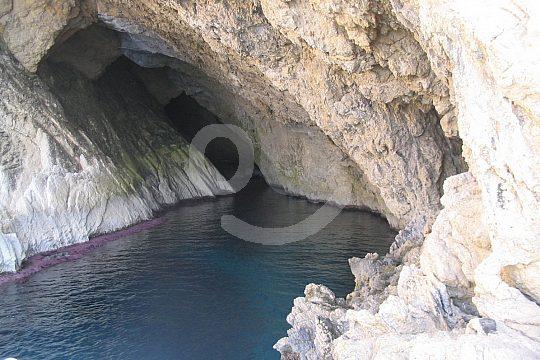 Meereshöhle bei Cala Ratjada