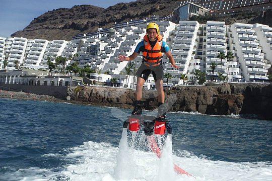 Flyboard fliegen auf Gran Canaria