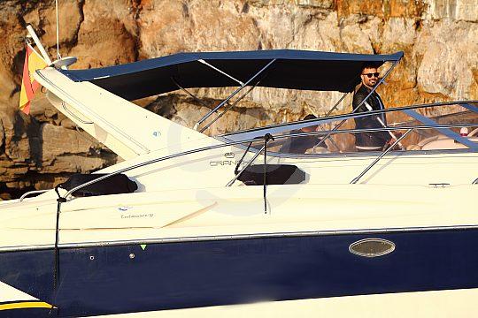 Yacht fahren Gran Canaria