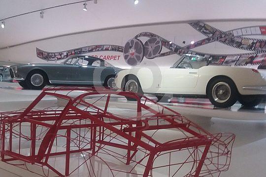 Sportwagen Museum Modena
