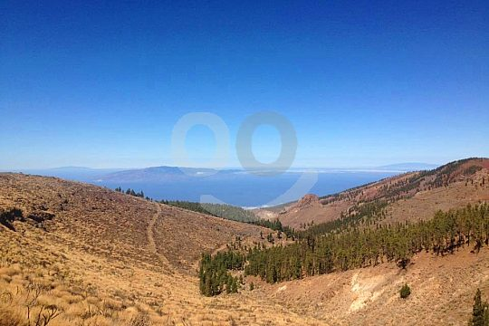 Aussicht Teneriffa Teide