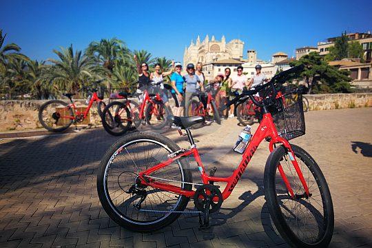 Fahrradtour mit dem City-Bike Palma
