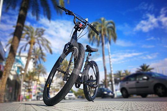 auf dem Rad durch Palma