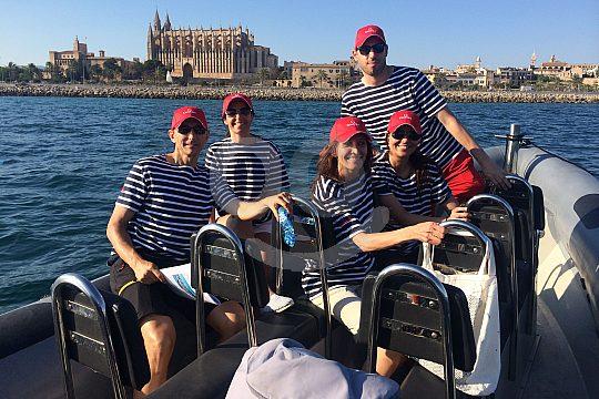 Palma Speedboot Tour