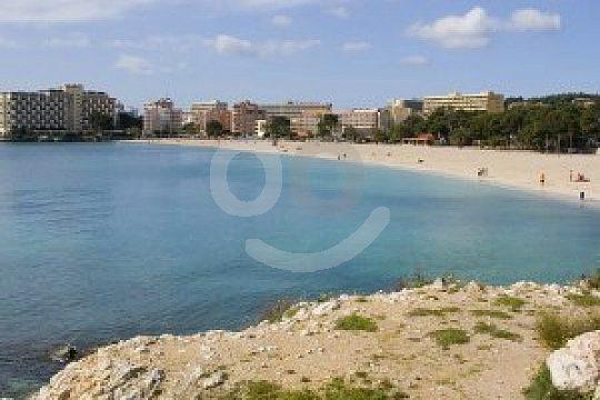 Strand von Palmanova