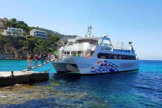 Palmanova Bootstour für die ganze Familie