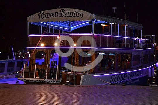 Partyboot Barca Samba