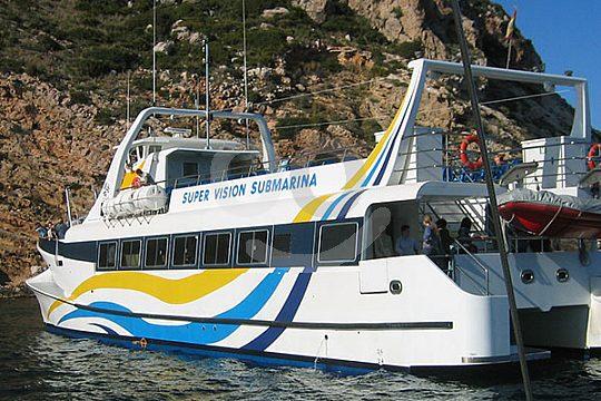 Hafen Gandia Katamaran fahren