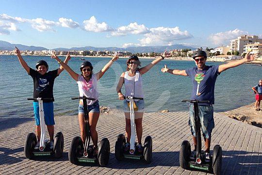 Palma per Segwaytour erkunden