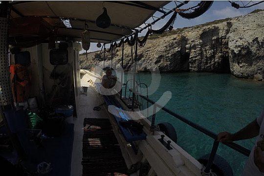 Bootstour auf Rhodos