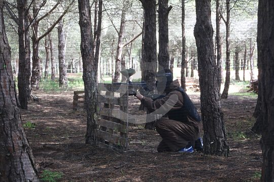 Algarve Paintball
