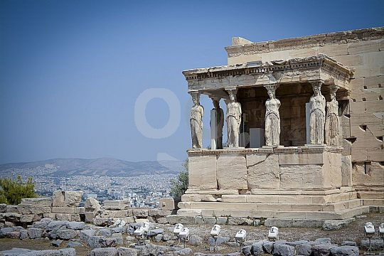 Akropolis Tour in Griechenland