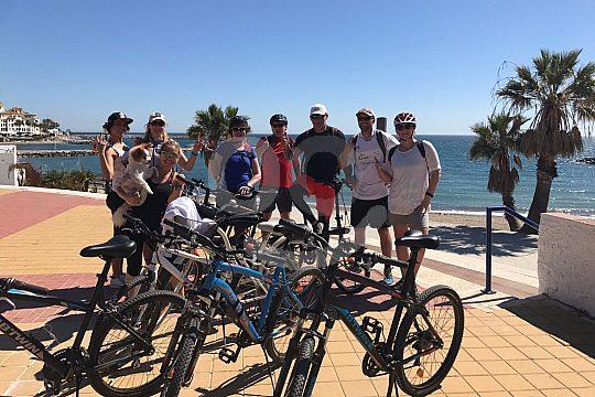 Malaga Fahrradtour