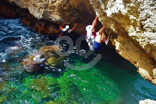Psicoblock Klettern auf Mallorca