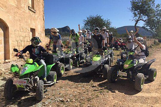 Quad Tour Mallorca
