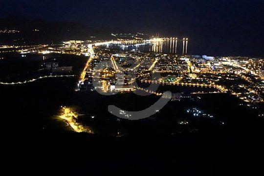 Alcúdia bei Nacht