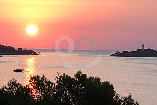 Sonnenuntergang auf Mallorca mit dem Quad